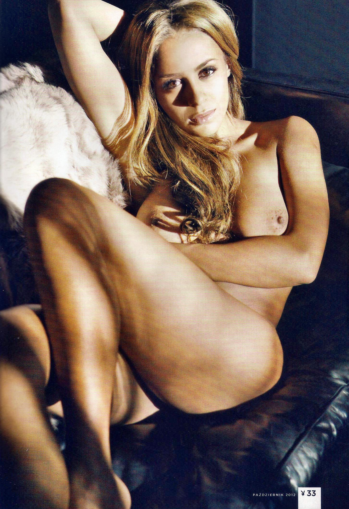 Aleksandra Szwed - Ola Szwed Nago