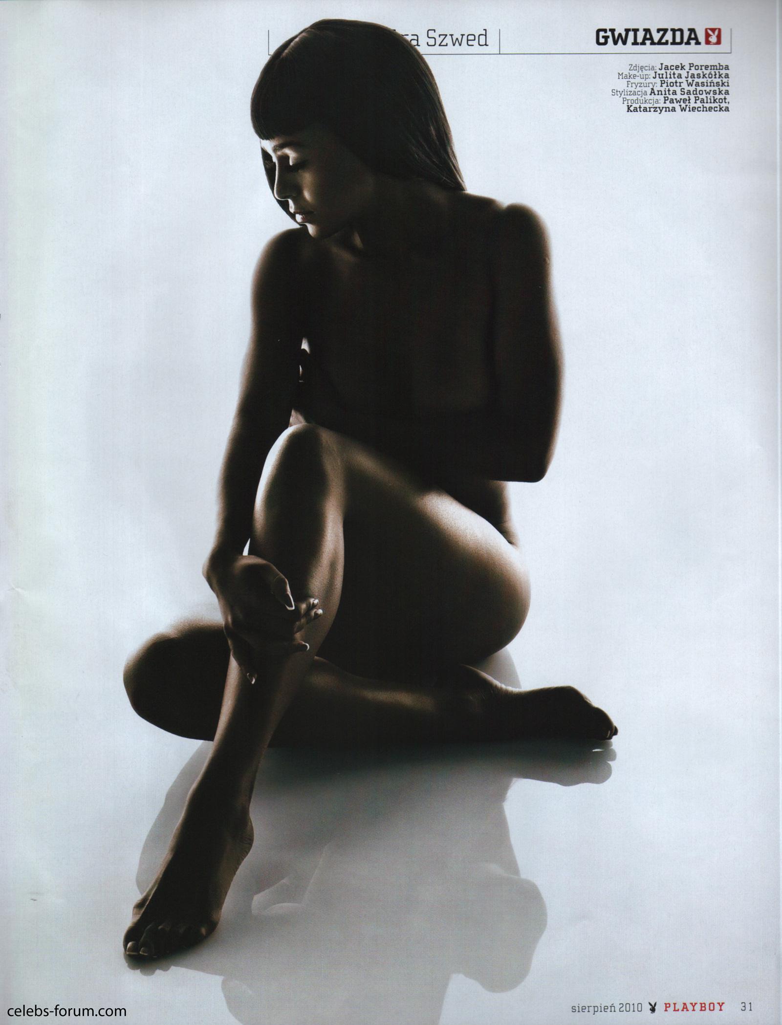 Aleksandra Szwed Playboy