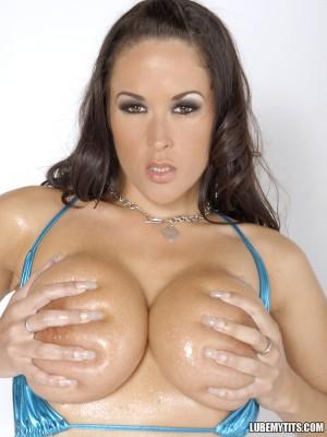 Carmella Bing Lube My Tits 40